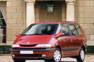 Renault Espace 3 поколение
