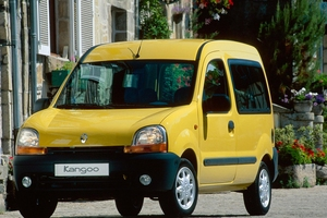 Renault Kangoo 1 поколение