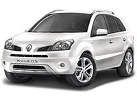 Renault Koleos 1 поколение