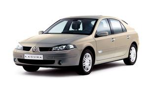 Renault Laguna 2 поколение