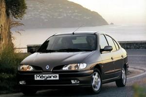 Renault Megane 1 поколение