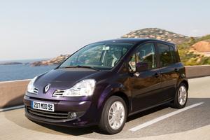 Renault Modus 2 поколение
