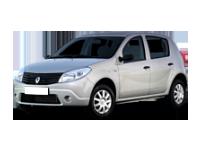 Renault Sandero 1 поколение