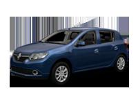 Renault Sandero 2 поколение
