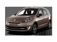 Renault Scenic 3 поколение