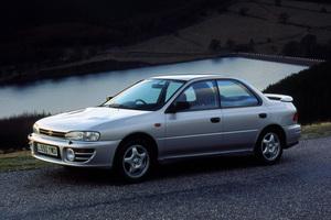 Subaru Impreza 1 поколение