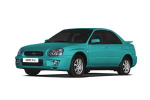 Subaru Impreza 2 поколение
