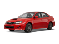 Subaru Impreza 3 поколение