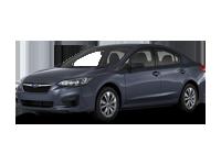 Subaru Impreza 5 поколение