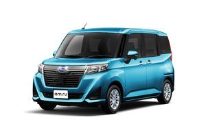 Subaru Justy 5 поколение