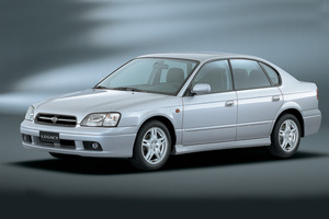 Subaru Legacy 3 поколение