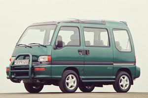 Subaru Libero Bus