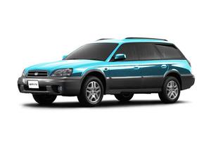Subaru Outback 2 поколение