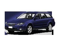 Subaru Outback 3 поколение