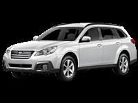Subaru Outback 4 поколение