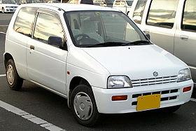 Suzuki Alto HA11