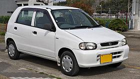 Suzuki Alto HA12