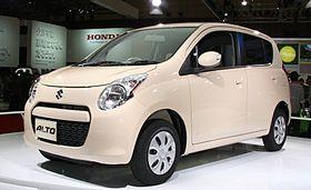 Suzuki Alto HA25