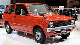 Suzuki Alto SS30/SS40