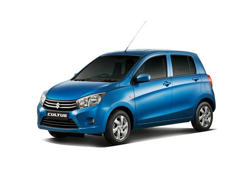 Suzuki Cultus 4 поколение