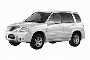 Suzuki Escudo 2 поколение