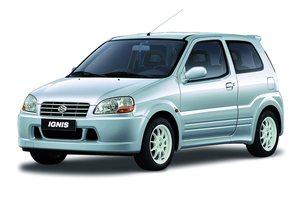 Suzuki Ignis 1 поколение