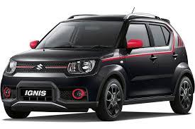 Suzuki Ignis 2 поколение