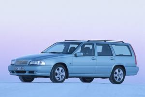 Volvo V70 1 поколение