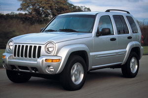 Jeep Liberty 1 поколение