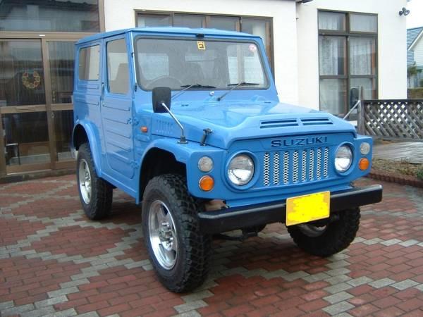 Suzuki Jimny 1 поколение