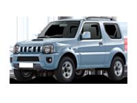 Suzuki Jimny 3 поколение