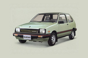 Suzuki Swift 1 поколение