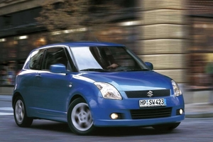 Suzuki Swift 3 поколение