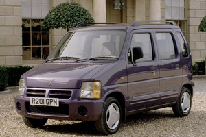 Suzuki Wagon R 1 поколение