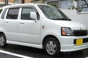 Suzuki Wagon R 2 поколение