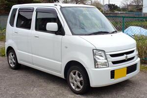 Suzuki Wagon R 3 поколение