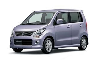 Suzuki Wagon R 4 поколение