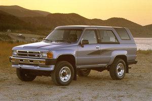 Toyota 4Runner 1 поколение
