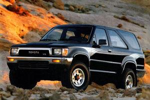 Toyota 4Runner 2 поколение