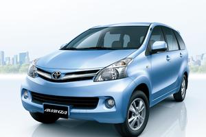 Toyota Avanza 2 поколение