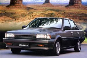 Toyota Carina T150