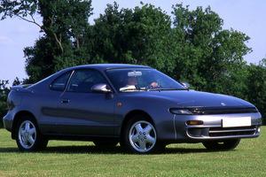 Toyota Celica 5 поколение