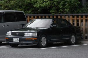 Toyota Celsior F20