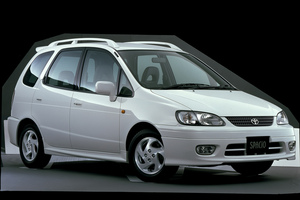 Toyota Corolla Spacio 1 поколение