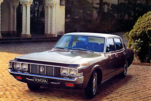 Toyota Crown S70