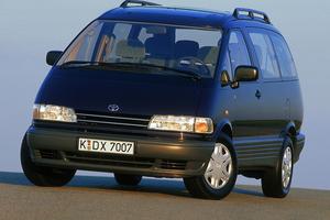 Toyota Estima 1 поколение