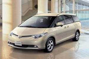 Toyota Estima 3 поколение