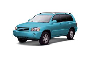Toyota Highlander 1 поколение
