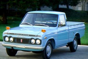 Toyota Hilux 1 поколение