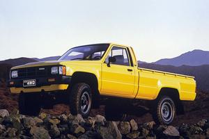 Toyota Hilux 4 поколение